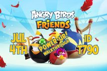 Angry Birds Friends 2020 Tournament T790 On Now!