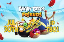 Angry Birds Friends 2020 Tournament T801 On Now!