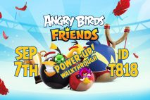 Angry Birds Friends 2020 Tournament T818 On Now!