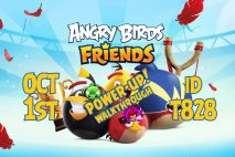 Angry Birds Friends 2020 Tournament T828 On Now!