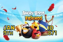 Angry Birds Friends 2021 Tournament T871 On Now!