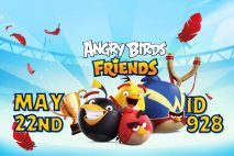 Angry Birds Friends 2021 Tournament T928 On Now!
