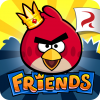 New Angry Birds Friends League Tournament Icon