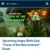 Angry Birds Nest Homepage On Mobile Uncaged