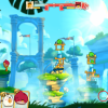 Angry Birds 2 unreachable area