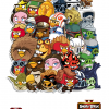 All 32 characters in ABSW2! – Official image