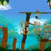 Rio Timber Tumble Level 14 — Tree Trunks