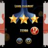 Star Wars D-9 high score tally screen