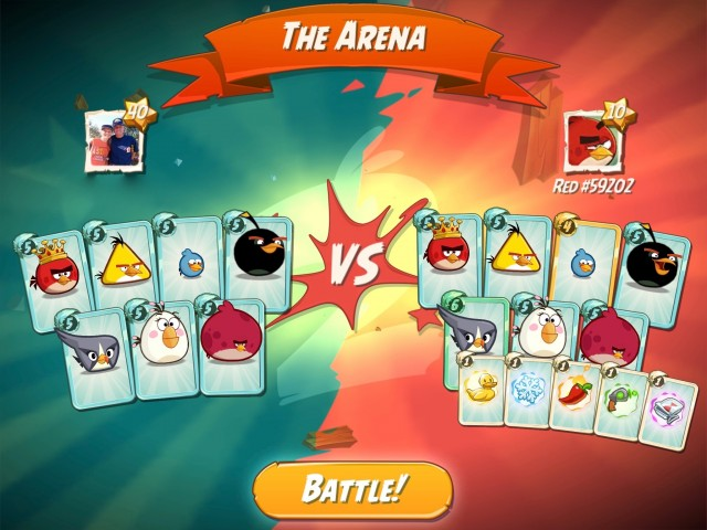 Another Arena Opponent