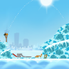 Finn Ice 1-9, two-birder