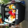 Angry Birds Cable Car Ride @ Sentosa Island,Singapore