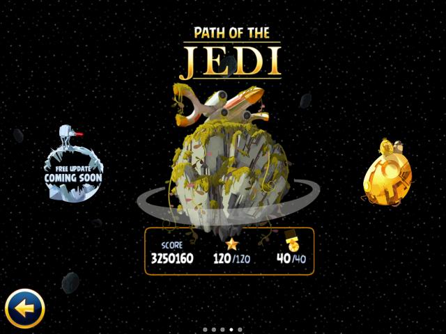 Jedi Addict – Total Score