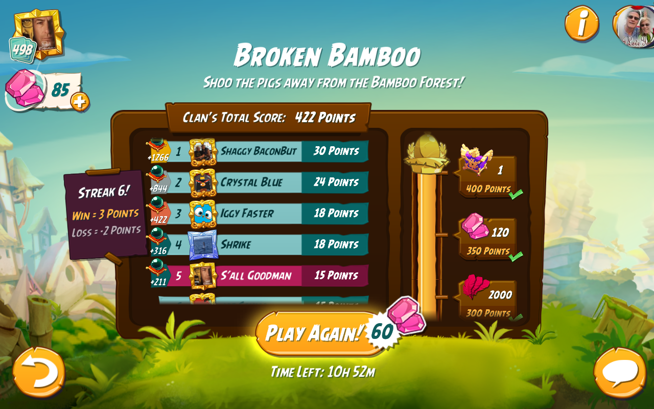 400 Challenge