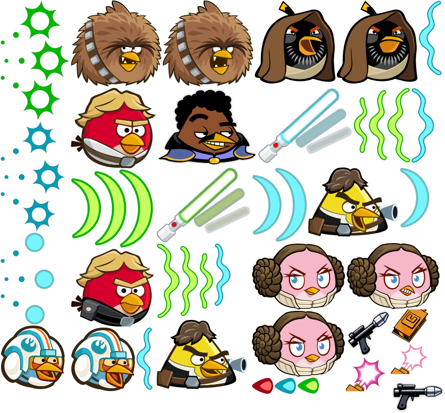 Angry Birds Star Wars Green Upgrade To All Birds Where Is Angrybirdsnest Forum