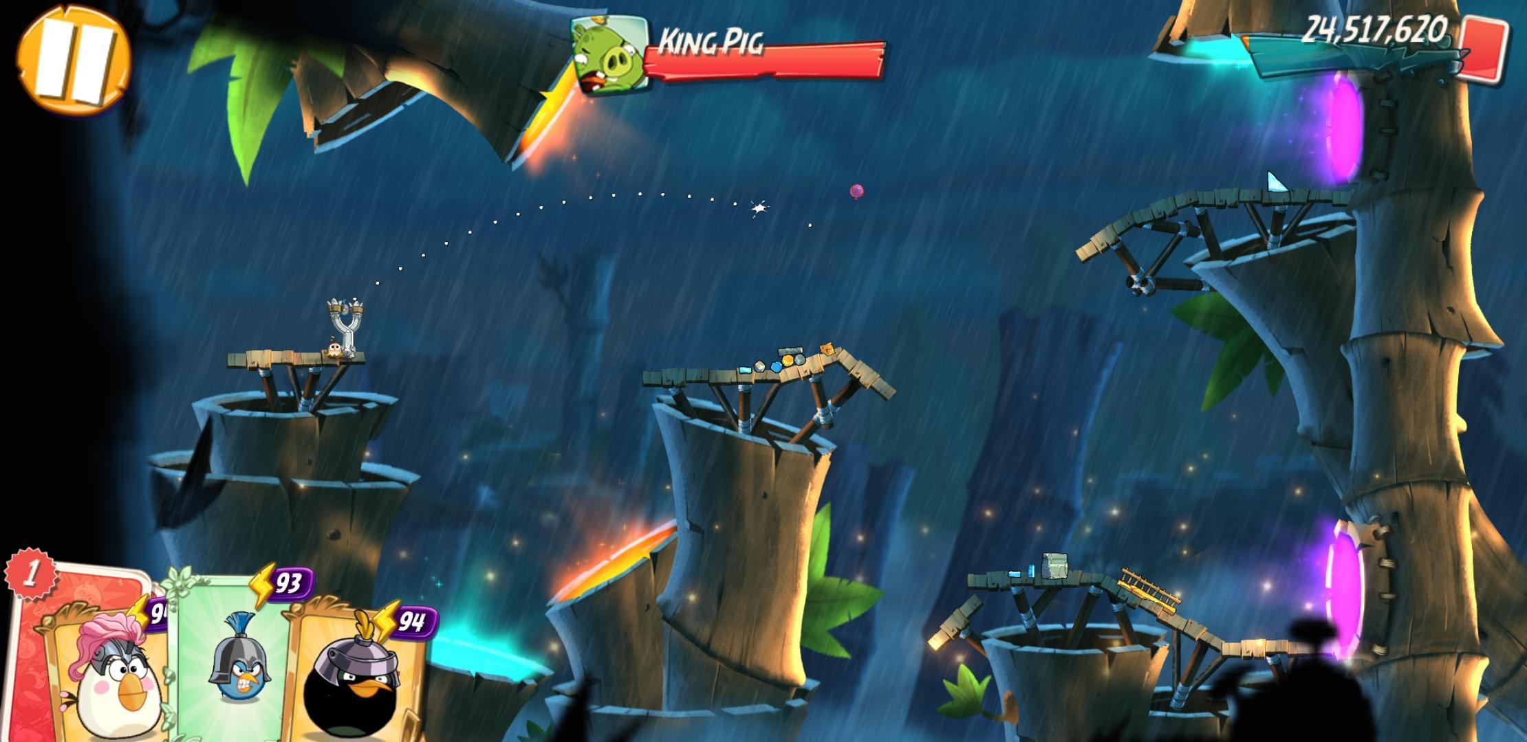 King Pig Panic 11-28-19